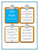 GO FISH by Mary Stolz - Discussion Cards