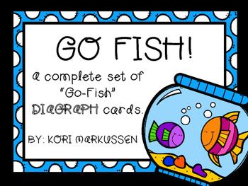 GO FISH diagraphs