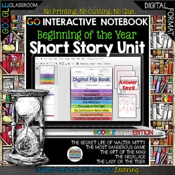 Short Story Unit GO Interactive Digital Google Edition Lit