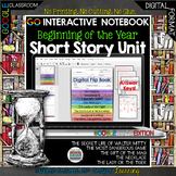 SHORT STORY UNIT GO INTERACTIVE DIGITAL GOOGLE EDITION LITERATURE GUIDE