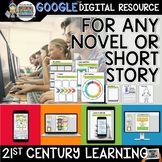FOR ANY NOVEL OR SHORT STORY DIGITAL NOTEBOOK PAPERLESS GO