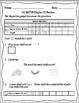 GO MATH! 1st grade Chap 10 review AND assessment!! Answer keys included!
