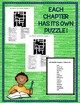 GO MATH! 3rd Grade Math Vocabulary Crossword Puzzles Chapters 1-12 2015