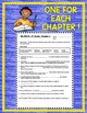 GO MATH! 4th Grade CLOZE Worksheet Vocabulary Chapters 1-13 2015 Edition