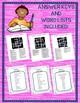 GO MATH! 4th Grade Math Vocabulary Crossword Puzzles & Ear