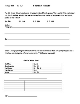 GO MATH CH 2 Worksheets