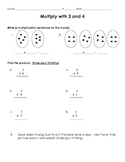 GO MATH CH 4 Worksheets