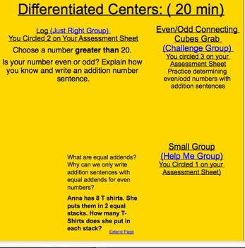 GO MATH CHAPTER 1 SMARTBOARD SLIDES