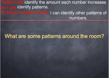 GO MATH Chapter 5 Lesson 1 RTI Keynote Slides for IPAD Grade 3