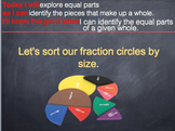 GO MATH Chapter 8 Lesson 1 RTI Powerpoint Slides Grade 3