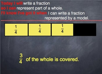 GO MATH Chapter 8 Lesson 4 RTI Powerpoint Slides Grade 3