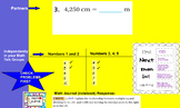GO MATH (GRADE 5) UNIT 10 (10.6 not included )PLUS Z-CHART