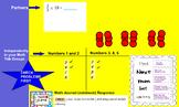 GO MATH- GRADE 5- UNIT 7 ; Lessons 7.1 thru 7.9 PLUS RUBRIC