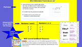 GO MATH (GRADE 5) UNIT TWO Lessons 2.7 and 2.9 PLUS Z-CHAR