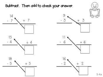 GO Math! 1.OA Bundle
