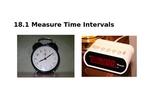 GO Math 18.1 Measure Time Intervals