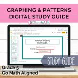 GO Math Aligned Grade 5 Chapter 9 Digital Study Guide Patt