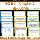 GO Math Chapter 1 Task Cards Grade 4