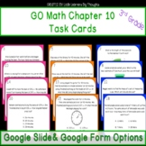 GO Math Chapter 10 Task Cards Grade 3