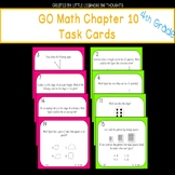GO Math Chapter 10 Task Cards Grade 4