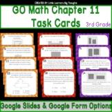 GO Math Chapter 11 Task Cards Grade 3
