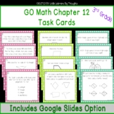 GO Math Chapter 12 Task Cards Grade 3
