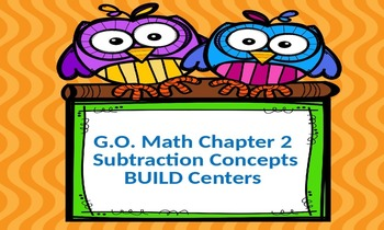G.O. Math Chapter 2 Subtraction Concepts