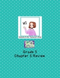 GO Math Chapter 3 Review