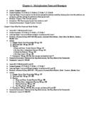 GO Math! Chapter 4 Lesson Plans