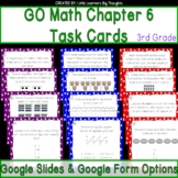 GO Math Chapter 6 Task Cards Grade 3