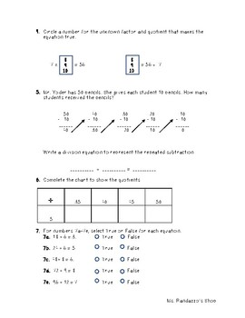 GO Math Chapter 7 Review