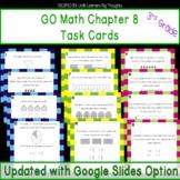 GO Math Chapter 8 Task Cards Grade 3