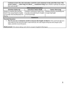 GO Math Chapter 9 Lesson Plans, Grade 2