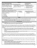 GO Math Chapter 9 Lesson Plans, Grade 2