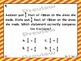 GO Math Chapters 9-12 Task Card Bundle Grade 3