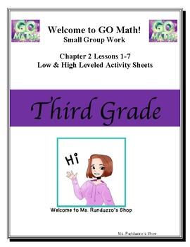 GO Math Chapter 2 Bundle