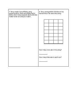 GO Math! Grade 3 Chapter 3 practice