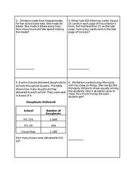 GO Math! Grade 5 Chapter 2 practice