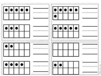 GO Math - Kindergarten - Chapter 2 Test Review Halloween Themed!