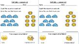 GO Math Kindergarten, Chapter 4 - Exit Tickets