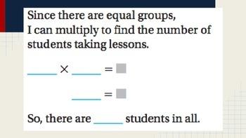 GO Math lesson 6.3 Model Multiplication