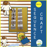 GO TO SLEEP GROUNDHOG  SEQUENCING CRAFT