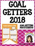 GOAL GETTERS - GOAL SETTING 2018