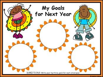 GOAL! GOAL! GOAL! (Setting Goals Printables)
