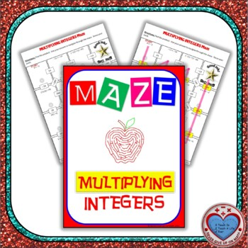 Maze - Multiplying Integers
