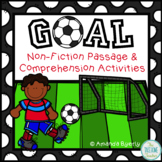 GOAL! Non-fiction reading passage and comprehension activity pack