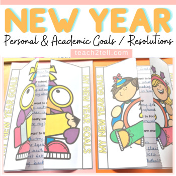BACK TO SCHOOL: NEW YEAR: GOALS