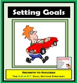 SETTING GOALS, SMART Goal Setting Strategy, Life Skills