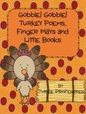 GOBBLE, GOBBLE,  TURKEY POEMS!