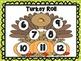 GOBBLE GOBBLE...Turkey Roll Math Station